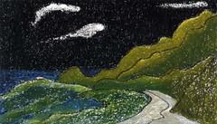 人島(蘭嶼)─夜間海岸