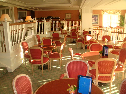 Lounge del Castle Club