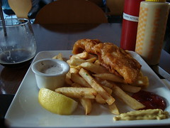 Fish n Chips at Golden State