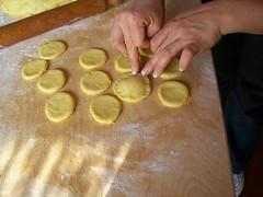 preparazione bomboloni