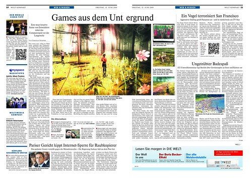 Indie games in mainstream press