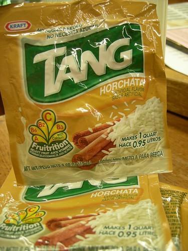 Tang Horchata