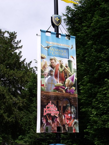 Warwick Castle - The Ultimate Castle - banner