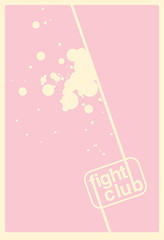 Fight Club (kvlt lives!) Tags: soap fight blood bradpitt splatter projectmayhem fightclub tylerdurden chuckpalahniuk narrator edwardnorton paperstreet bloodsplatter paperst thefirstrule unnamedprotagonist donottalkaboutfightclub