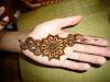 C's henna - inspired by Bhavini Henna on a