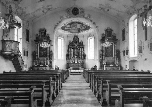 Pfarrkirche St. Notker, Häggenschwil