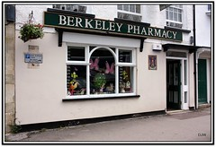 The Pharmacy (Donna JW) Tags: berkeley town pharmacy shops shopwindow stores picnik gamewinner thechallengefactory