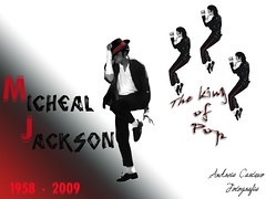 Michael Jackson Tribute (Cartiis) Tags: music photoshop michael king mj pop jackson da musica rest tribute filipe piece rei andreia homenagem tributo fernandes cartaxo