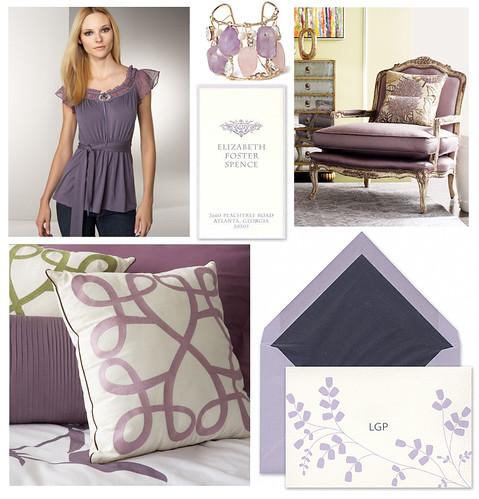 Color Trend: Lilac & Lavender