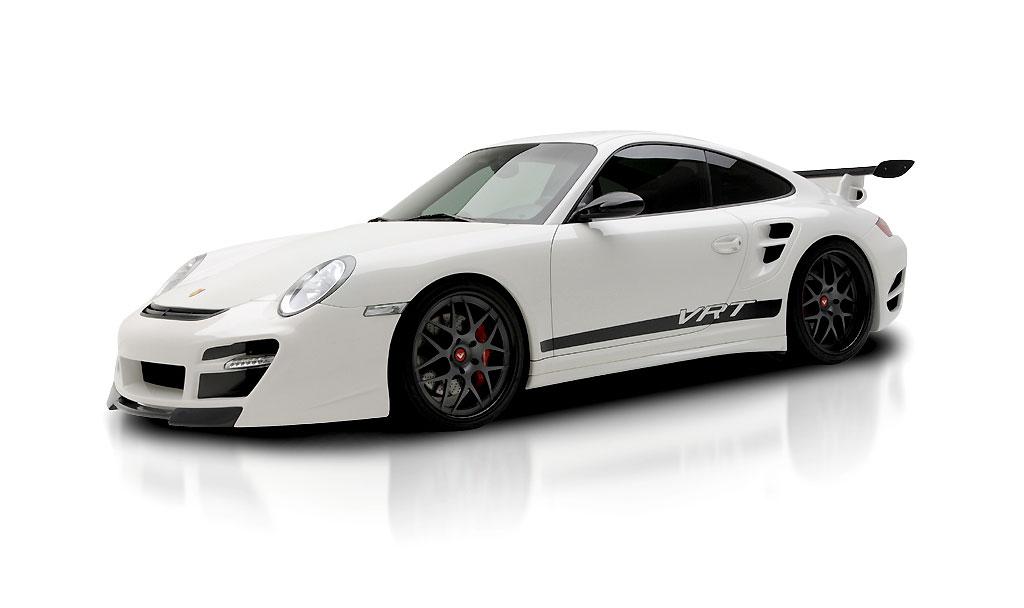 Porsche 997 Turbo Vrt Modification Auto Car Modification