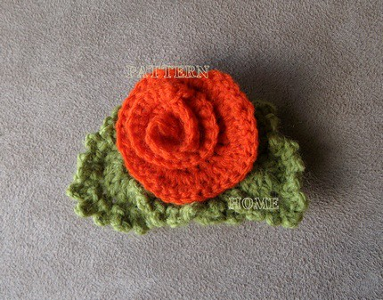 Crochet Stitches Rose : ROSE CROCHET PATTERNS FREE PATTERNS