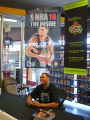 NBA 10: THE INSIDE Launch event 4