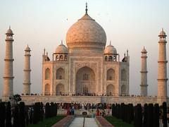 Taj Mahal - 4.58pm