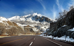 provo canyon road snow blow on timp (houstonryan) Tags: road winter snow print photography photo spring highway photographer mt ryan picture houston canyon blow mount photograph timpanogos roads northern provo timp photogrpahy houstonryan