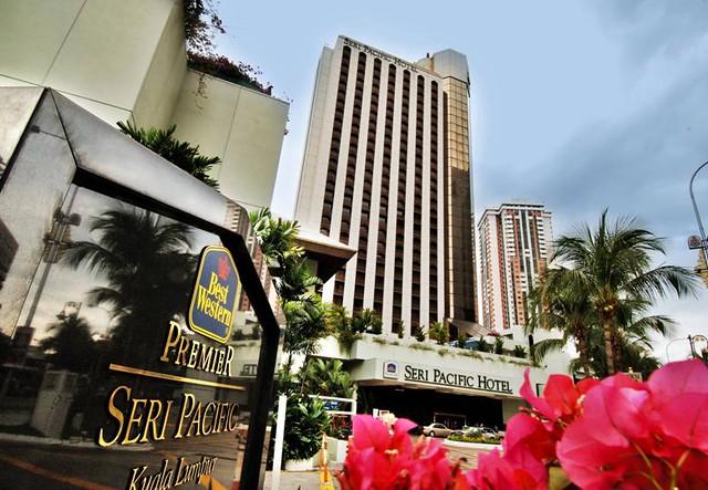 セリ パシフィック ホテル クアラルンプール