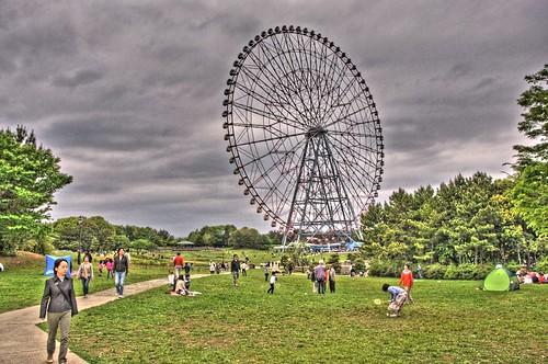 Kasai Rinkai Park-HDR
