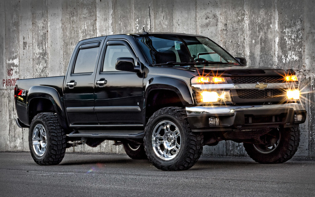 Lifted colorados or canyons pics page 165 chevrolet colorado report this image publicscrutiny Image collections