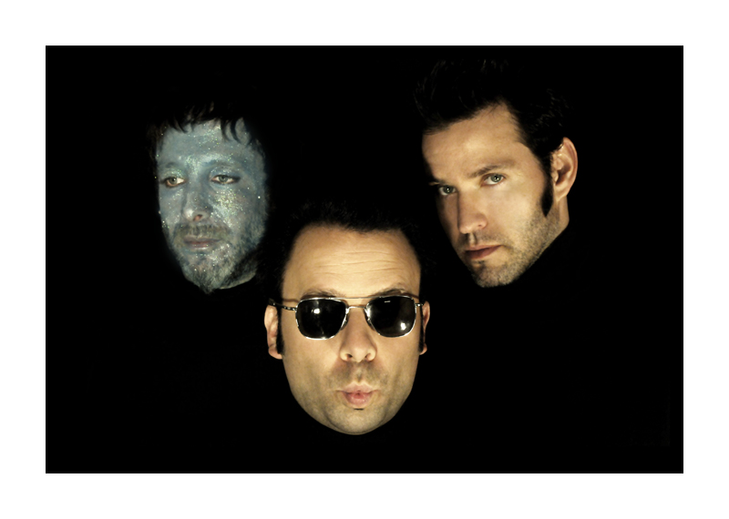 The many faces of Mercury Rev.
