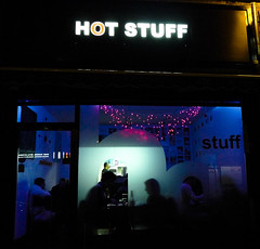 Hot Stuff Restaurant