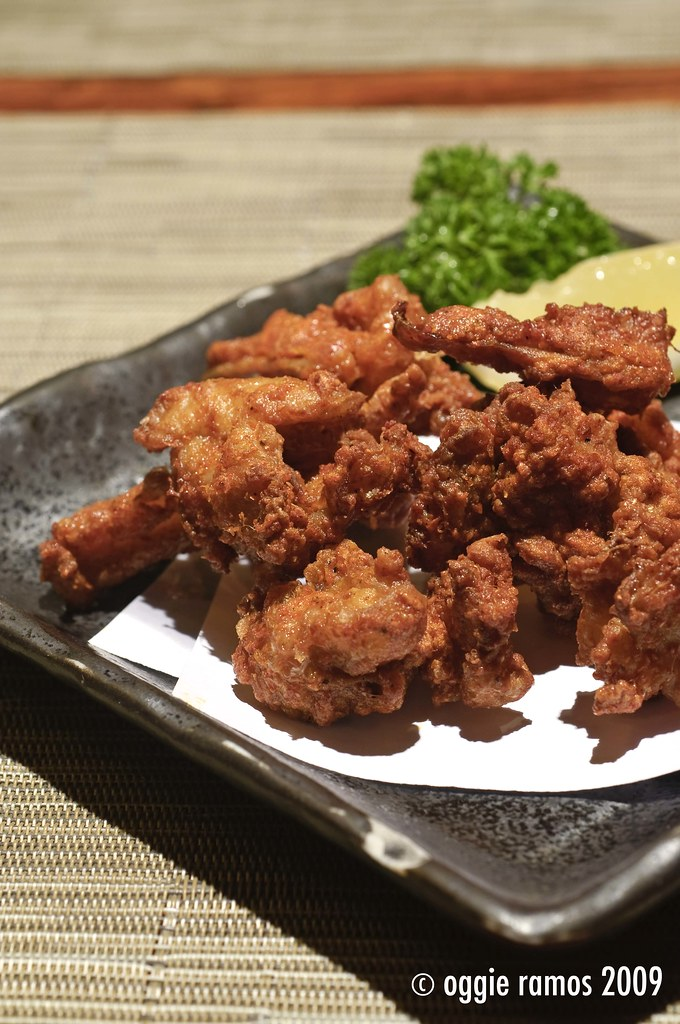 Spicy Nankatsu Karaage (Php 170)