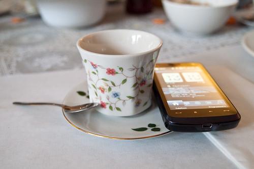 Twitter Tea