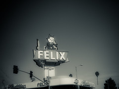 Felix Cadillac (things to love about LA)