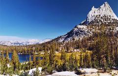 Cathedral Peak, Wide (tdeeken) Tags: california sierranevada tuolumnemeadows cathedralpeak