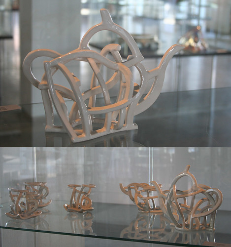 Tea Set by Ken Eastman (2006)