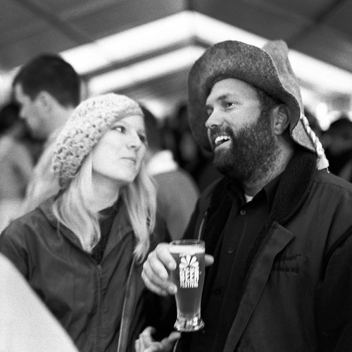 Love in the Beer Tent