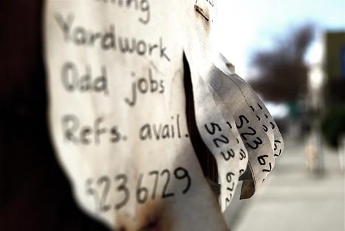 3/3/3: Odd jobs