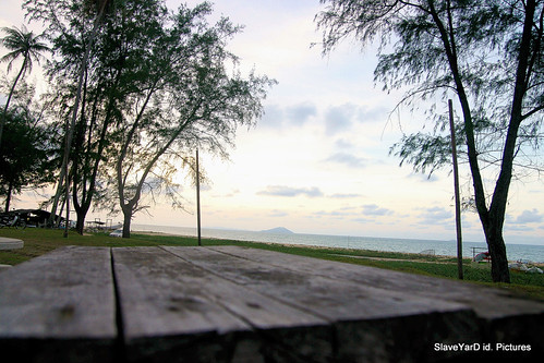 Batu Rakit Beach