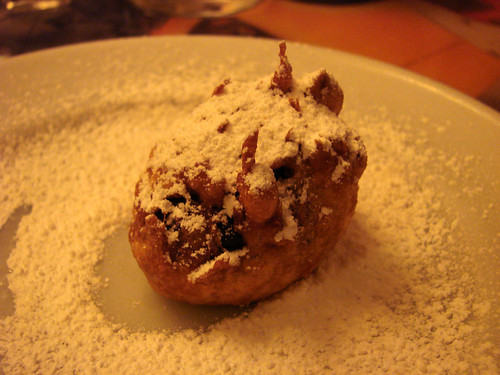 Deep Fried Cadbury Egg