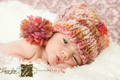 elf hat (Tracy Joy) Tags: nessa elfhat newbornbabygirl