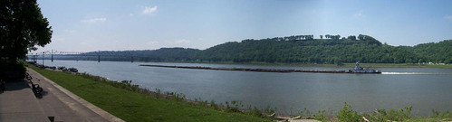 Ohio River at Madison, Indiana