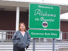 Deb at Alabama