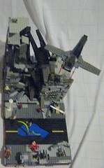 Another Over view (SoundWavePanda) Tags: lego apocalyps apocalego onemorechanceforfame briackarms