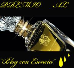 Premio al blog con esencia Virna