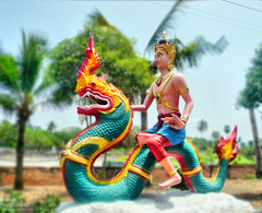 God of naga