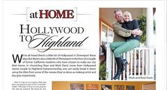 At Home Hollywood to Highland Mark and Rose Davis