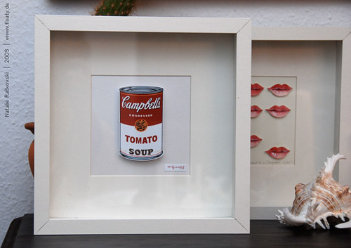 Hommage of Andy Warhol