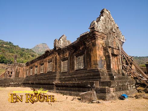 Wat Phu Champasak Khmer Ruins