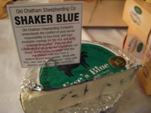 Shaker Blue