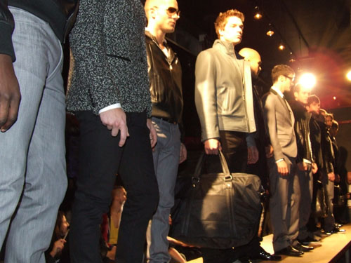 Costa Pavlou's Fall 09 Collection