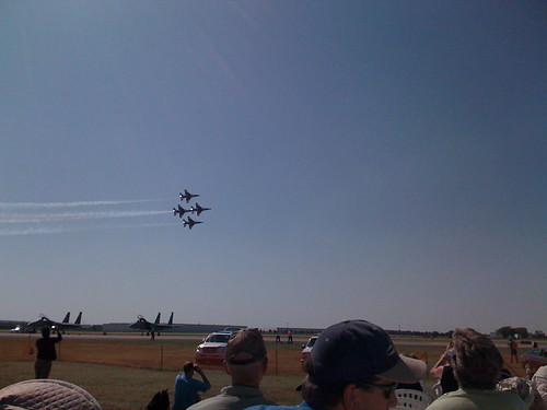 Thunderbirds Air Show