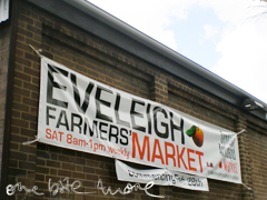 eveleigh markets signage