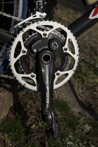 Quarq CinQo with FSA Team Issue Carbon