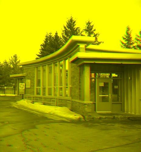 Pavillon Suzor Côté 3D!