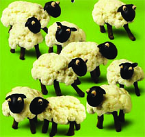 vege sheep