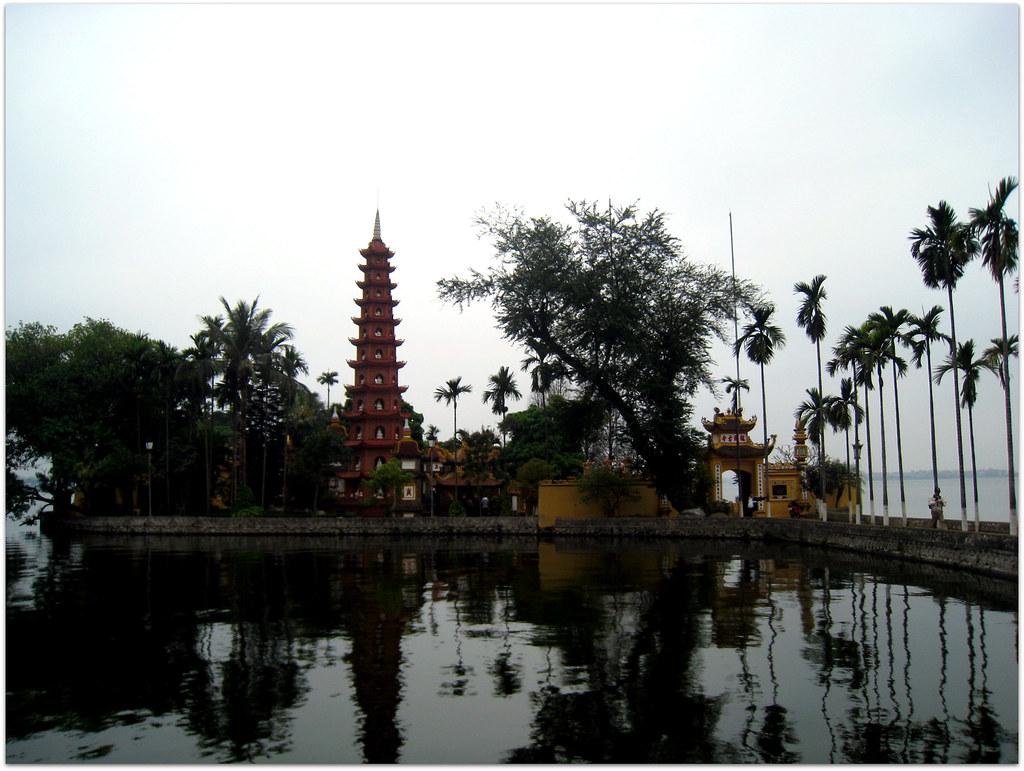Temple de Quan Thanh