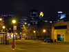 Night at Nicollet and Franklin